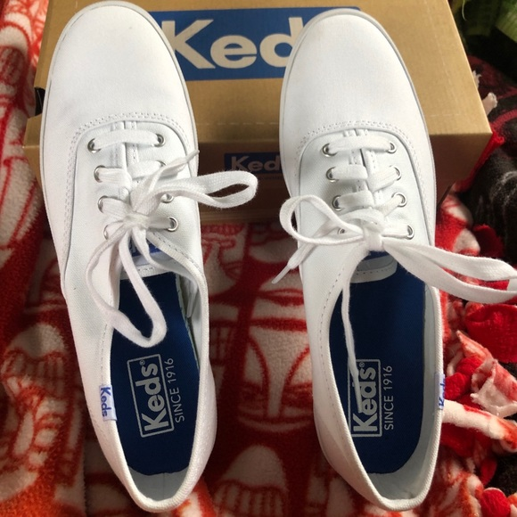 White Keds From My Dirty Dancing Phase